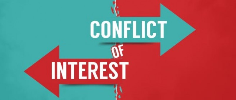 Does a conflict of interest exist in the N Ireland property market