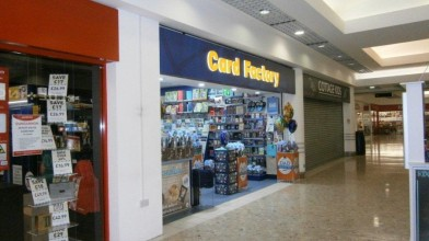 Card Factory open in Oaks Centre Dungannon