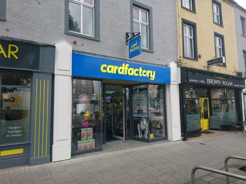 Card Factory open in cookstown