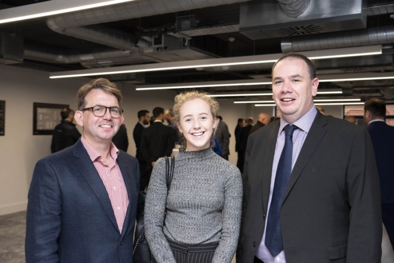 Mseven launch Belfast office building