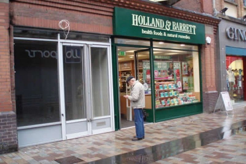 Holland and Barrett opens new flagship store in Ann Street, Belfast
