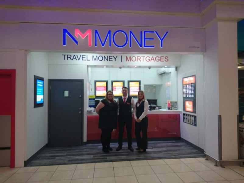 NM MONEY OPEN FIFTH STORE IN NORTHERN IRELAND