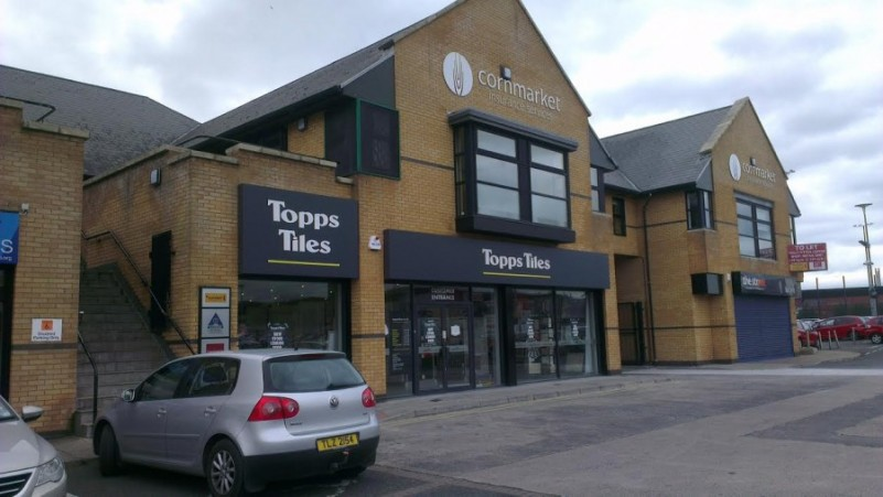 Topps Tiles have a 5 year goal for Profitability