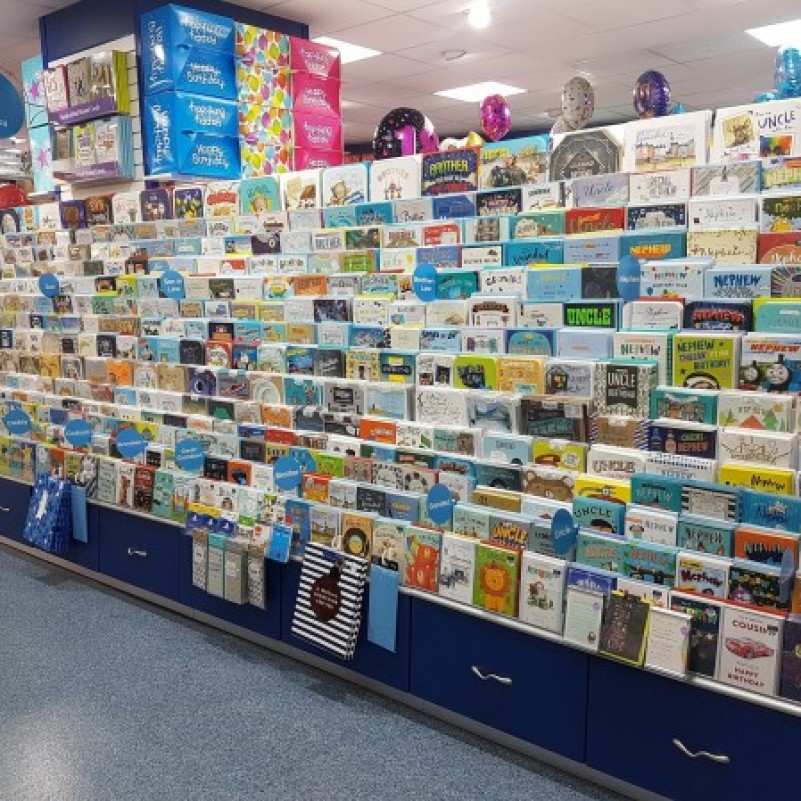 card factory open their 1000th shop