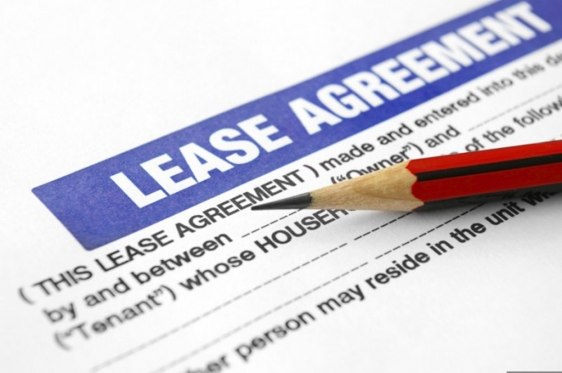 How often do your review your lease commitments