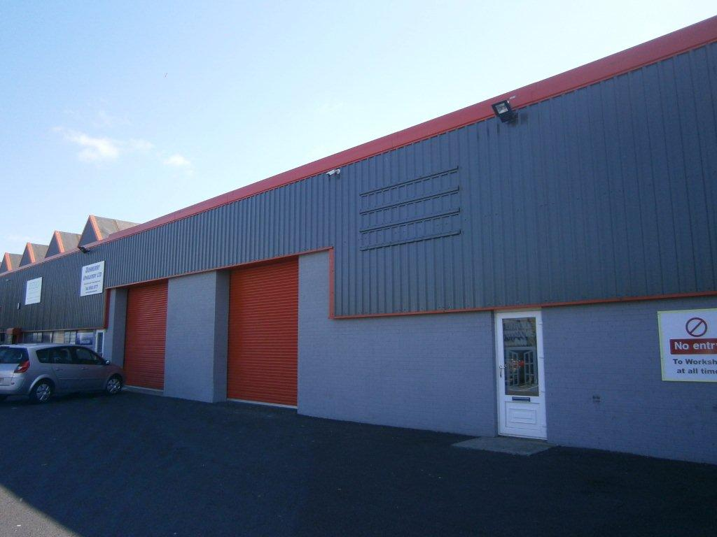 Belfast 45 Derriaghy Industrial Park, dunmurry, the cutts, Belfast BT17 9HU