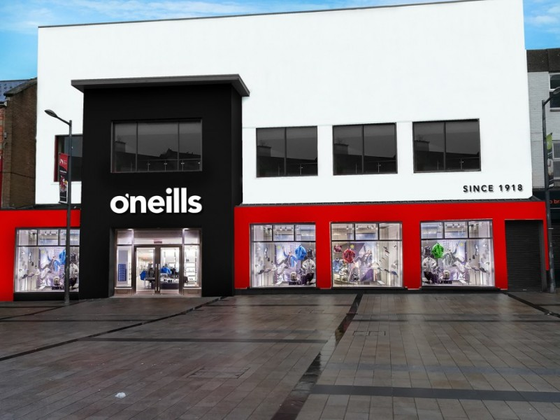 O'Neills to open Derry superstore with Murphy's help
