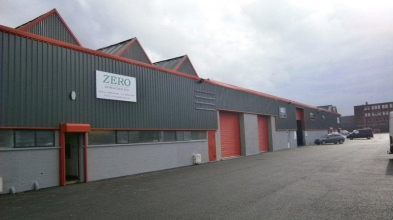 Murphy Chartered Surveyors, have leased industrial premises in Derriaghy Industrial Park to Clarke Millar Foods.