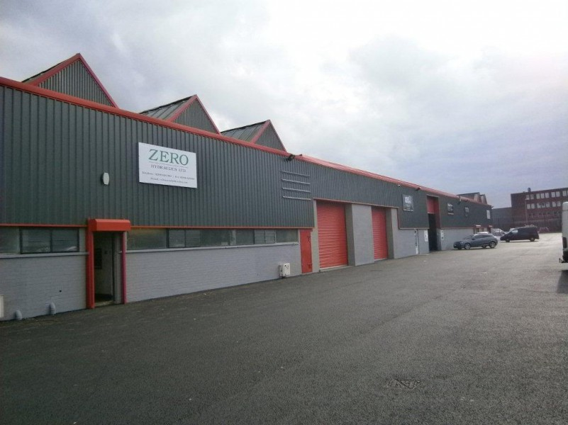 H & J Martin have leased 3,000 sqft at Derriaghy Industrial Park