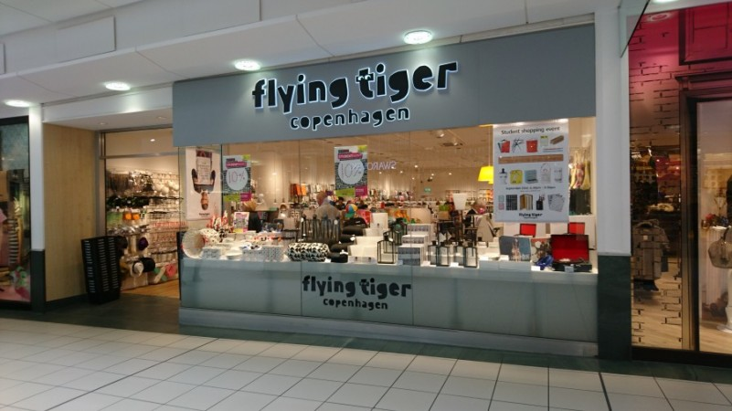 Tiger to Flying Tiger