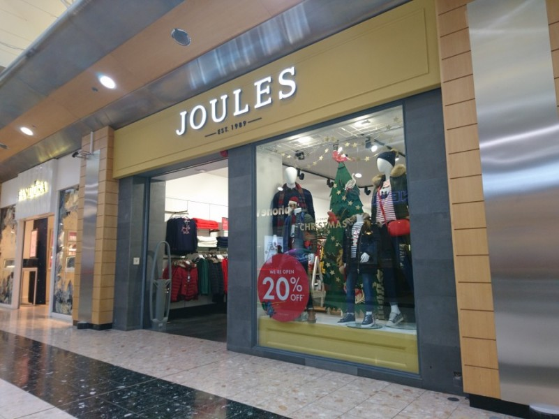 Joules open in Newry