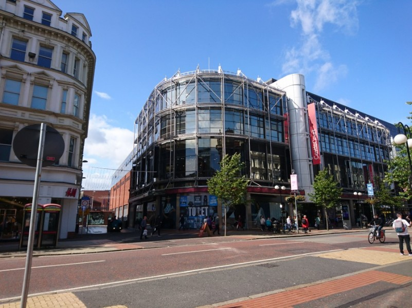 oneills to open in Belfast city centre