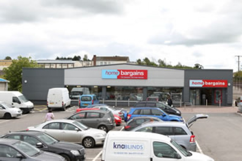 Home bargains opens in Omagh