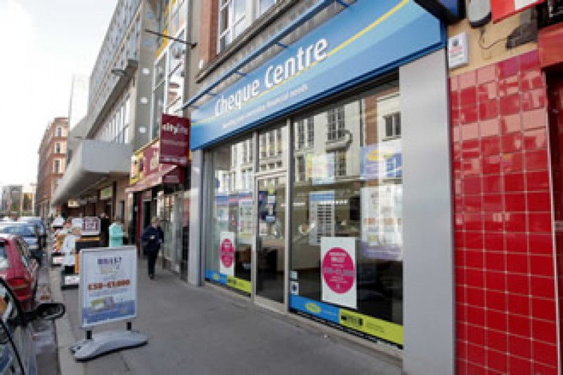Cheque Centre expand into N Ireland with Murphy's help