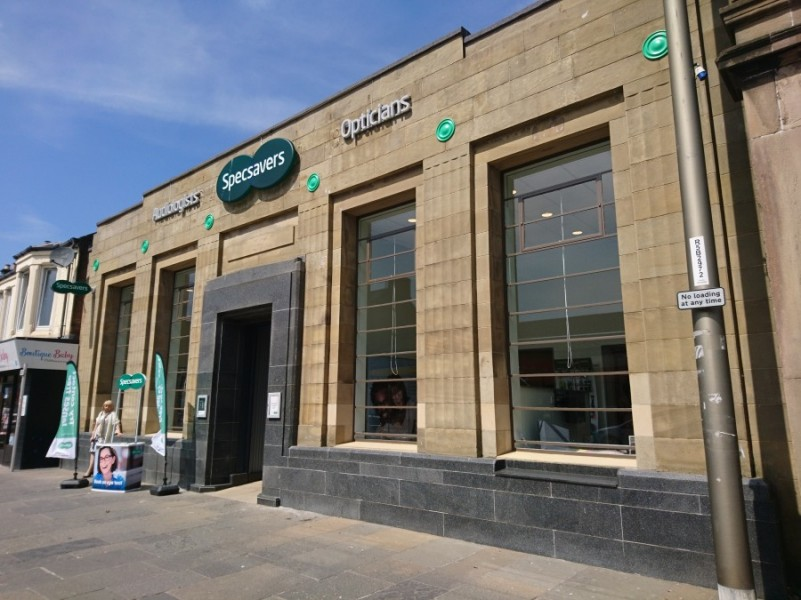 Specsavers investment secured for private investor